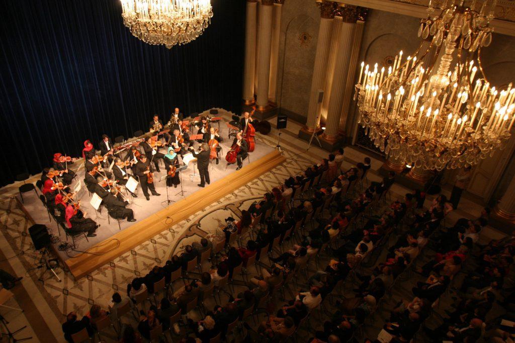 Tehran Sinfonietta in der Staatsoper Berlin