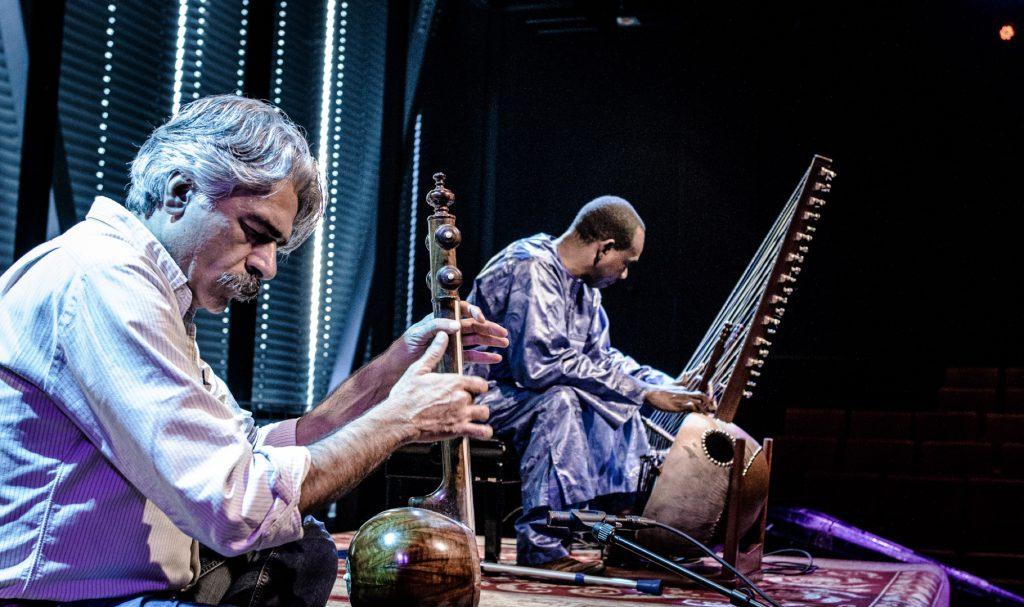 Kayhan Kalhor und Toumani Diabaté, Bimhuis Amsterdam